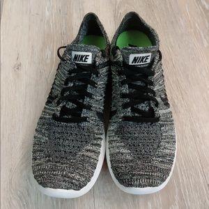 Nike free rn flyknit womens 7.5